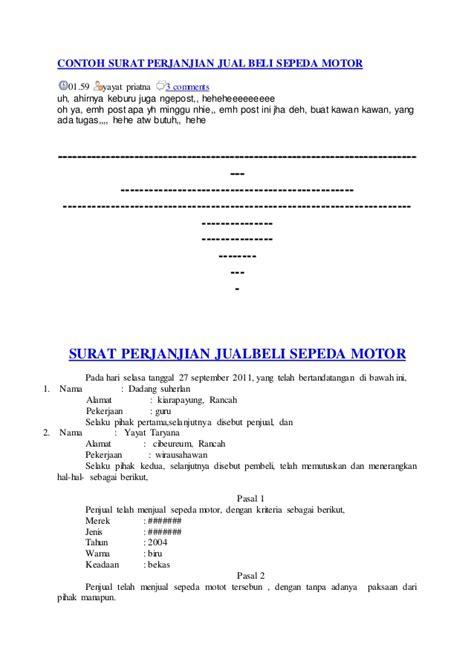 contoh makalah negosiasi contoh u