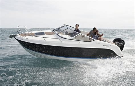 quicksilver bootje quicksilver activ 595 cruiser sport boot center wohler