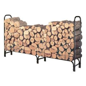 Home Depot Wood Rack by Landmann 8 Ft Firewood Rack 82433 The Home Depot