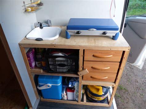 cuisine amenag馥 meuble de cuisine pour fourgon poimobile fourgon am 233 nag 233