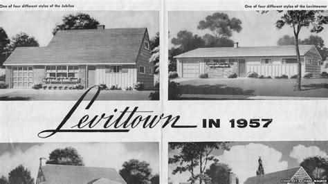 Rancher House Plans bbc news vintage levittown in photographs