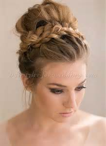 hairstyles for long hair for weddings bridesmaid gallery
