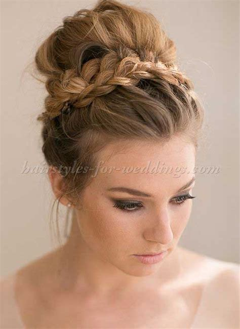 Wedding Hairstyles Bridesmaids Hair by 35 Popular Wedding Hairstyles For Bridesmaids