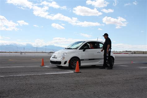 the inaugural fiat 500 abarth driving experience zero to