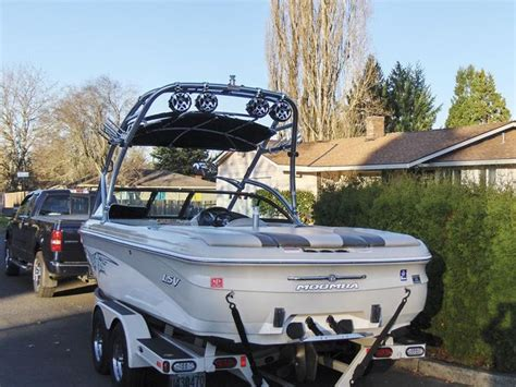 boat tower speakers moomba tower speaker install marine electronics products