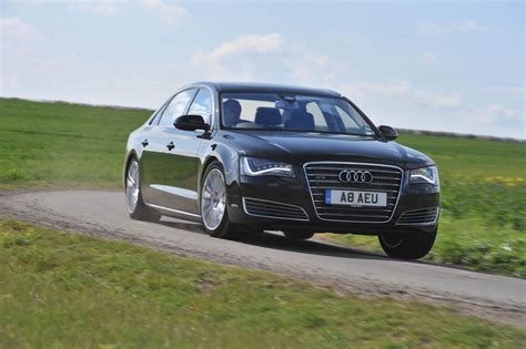 Audi W8 W12 by 2012 Audi A8 L W12 Review Evo