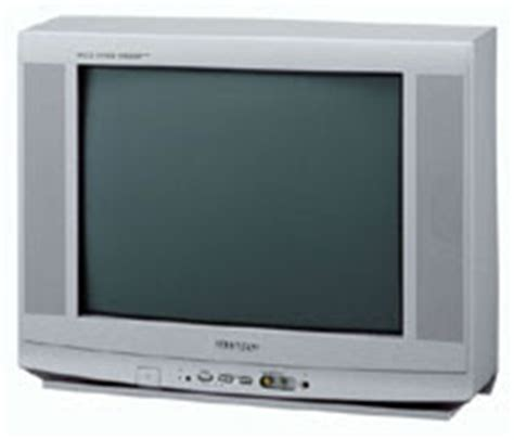 Tv Sharp 21 Inc electronic hobby sharp tv