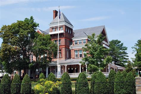 Executive Mba Programs Nyc Area by New York State Executive Mansion