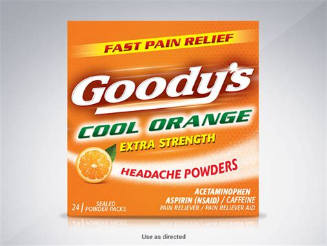 goody s goody s 174 cool orange powder