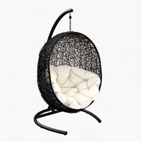 swing modelle lounge swing chair 3d obj