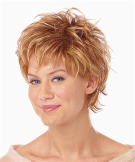 shag hairstyle for round face and fine hair short shag hairstyles 2013 hair styles pinterest