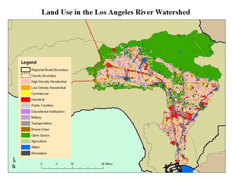 How To Apply To La County Los Angeles River Watershed