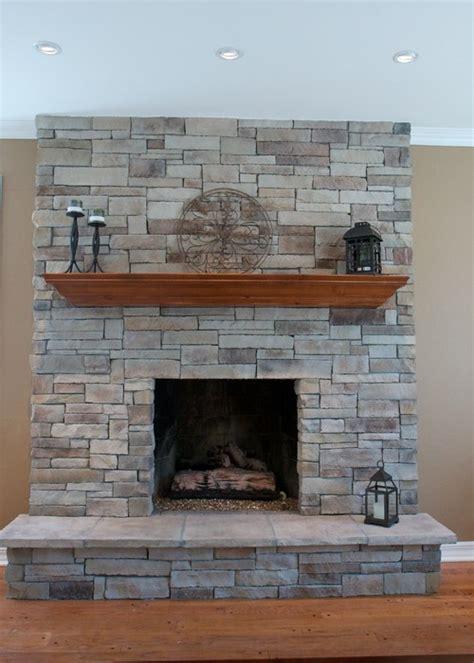Transforming A Brick Fireplace transforming a brick fireplace to