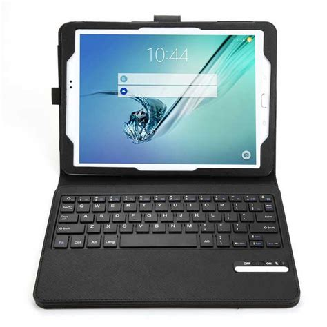 Samsung Tab V3 bluetooth v3 0 keyboard w for samsung galaxy tab s2 9 7 quot black free shipping dealextreme