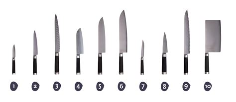 restaurant kitchen knives chef knives michel bras chef knives