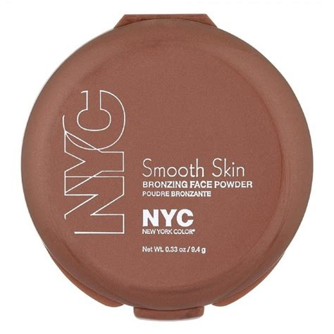 Smooth Skin Pressed Powder New York Color New York Color Smooth Skin Bronzing Powder 720a 0 33 Oz Pharmapacks