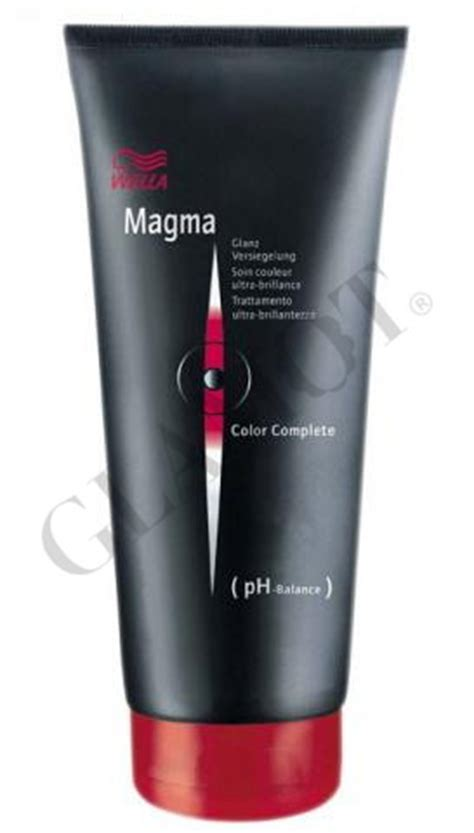 magma color wella magma color complete homecare glamot de