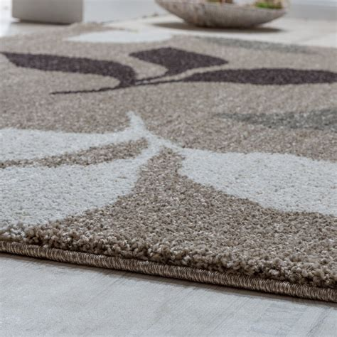 heavy rugs heavy woven rug modern rug floral design in beige brown top quality at top price carpets