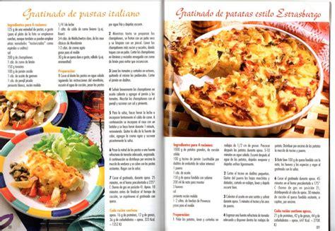 recetas de cocina net recetas al horno recetas y cocina taringa