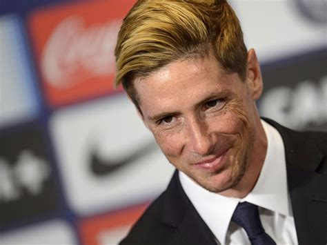 Fernando Torres Hairstyle by Chions League 2016 Atletico S Fernando Torres