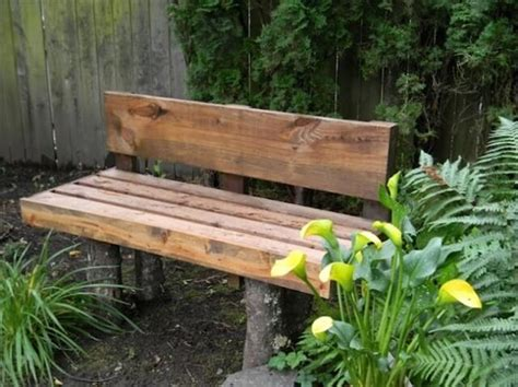 homemade log bench 11 amazing diy log wood ideas diy to make