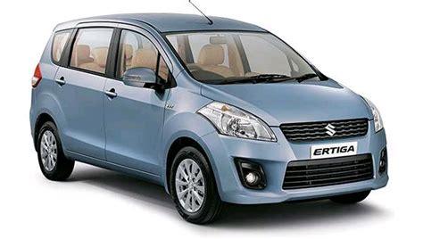 Maruti Suzuki Ertiga Maruti Ertiga Diesel Vdi Price Specs Review Pics