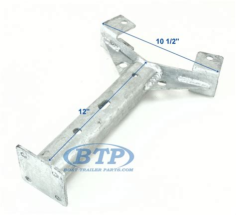 boat trailer winch stand bow support jet ski winch stand support double support bow stand for 2