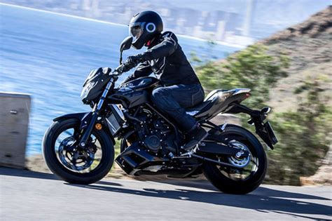 Motorrad Yamaha Mt 03 by Yamaha Mt 03 Erster Test Schon Gefahren Motorrad