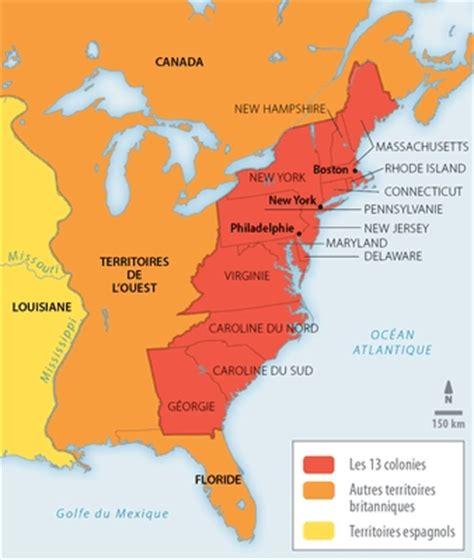l'impact politique de la révolution américaine (1776 1783)