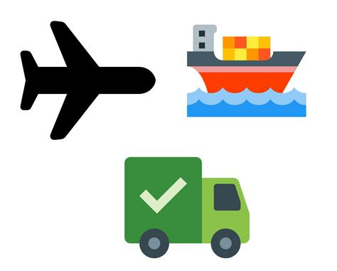 free shipping icon free png and vector