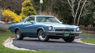 Buick Gran Sport Stage 1 1973 Buick Gran Sport Stage 1 F101 Indy 2017