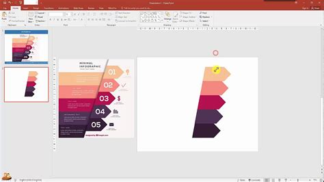 design editor is unavailable until a successful build ต วอย างการทำ powerpoint style infographic ex 3 อธ บายท