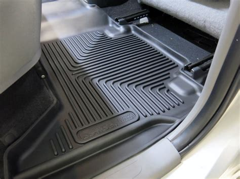 husky liners floor mats for toyota tacoma 2011 hl53801
