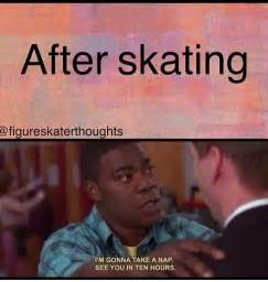Figure Skating Memes - funny ice figure skating meme things about us figure