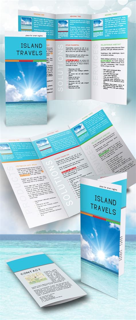 15 free tri fold brochure examples 2016 for download designssave com