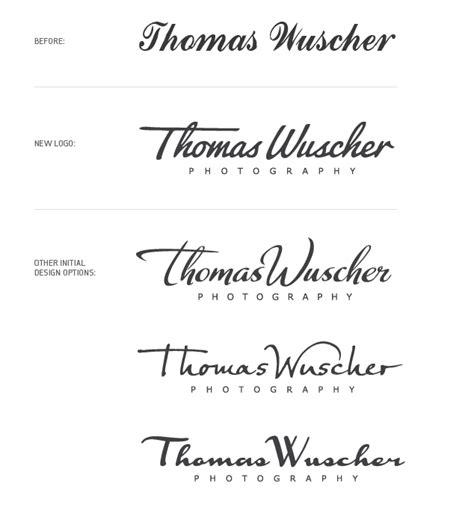 signature logo design archives visual lure
