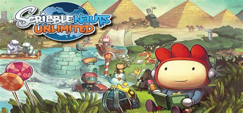 full version unlimited games scribblenauts unlimited free download full pc game