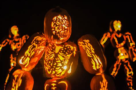 pumpkin blaze the great o lantern blaze photography images and