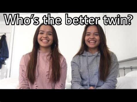 Siapakah Yang Lebih Berilmu siapakah kembar yang lebih baik