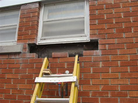 How Do You Replace A Window Sill Masonry Ottawa Masonry Services Chimney Repair Alta