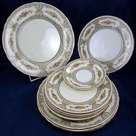 vintage china vintage english bone china aynsley plate sets dinner salad