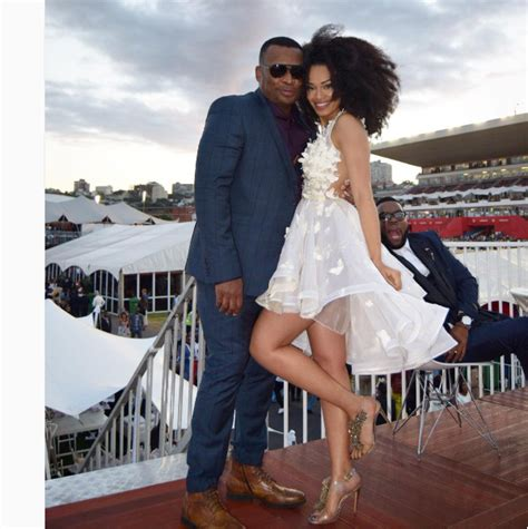 pearl thusi wedding photos are robert marawa and pearl thusi already married