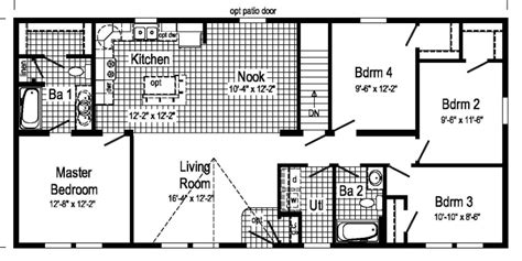 one devonshire floor plan devonshire modular home floor plan