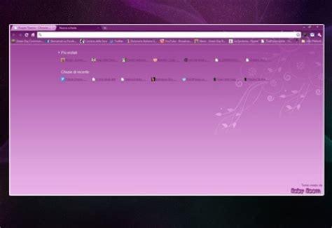 google chrome themes cute purple purple theme chrome web store