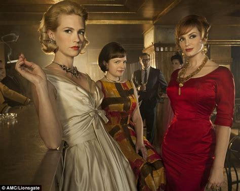Mad Wardrobe by Mad Show S Costume Designer Promotes New Vintage