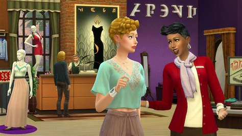 Pc The Sims 4 Get To Work Origin Dlc the sims 4 get to work pc