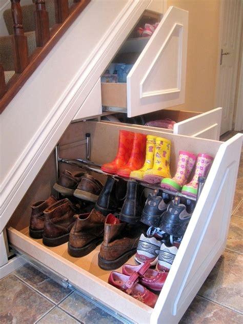 Shoe Rack Store by 50 Best Shoe Storage Ideas For 2017