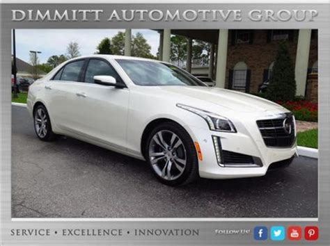 2014 Cadillac Cts 3 6l Turbo Vsport by Buy New 2014 Cadillac Cts 3 6l Turbo Vsport Premium