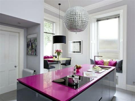 moderne küchengestaltung edelstahl idee k 252 cheninsel