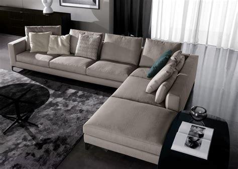 minotti andersen sofa andersen by minotti sofa r 233 cami 232 re chaise longue